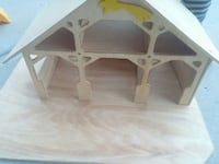 brown wooden pet house Edmonton, T5Y 3E3