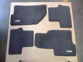 Jeep Patriot Carpets Front & Back