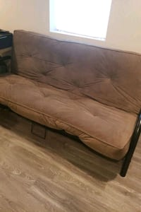 Gently used brown futon Camp Springs, 20746