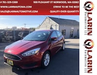 Ford Focus 2016 Norwood