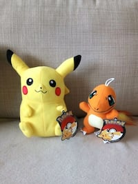 New Pokemon toys ($10for two)