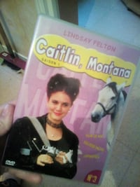 Caitlin, Montana DVD affaire Bouffere, 85600