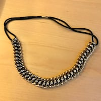 BRAND NEW Necklace/Headband! Fairfax