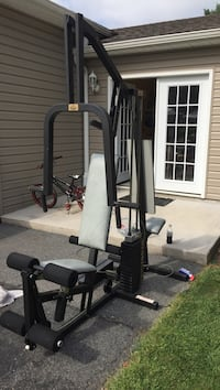 Home gym Boonsboro, 21713