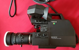 SONY HVC-3000P VIDEO KAMERA ANTIKA