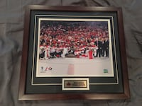 2010 Team Canada Hockey Gold Medal Picture Langley, V3A 6R9