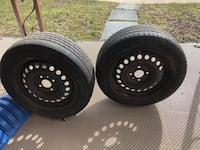 16 wheel and tire Nissan Sentra