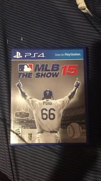MLB THE SHOW 2015 PS4 Whitehall, 49461