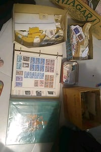 Stamps, sorted and loose Toronto, M2N 3J1