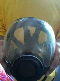 U.S.  military  gas mask excellent condition  fun  2344 mi