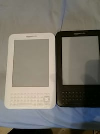 2 amazon kindle E readers 30 ea.or both for 50.00 Fort Myers, 33908