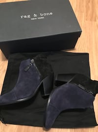 Rag&Bone Margot Booties Size 7.5 Surrey