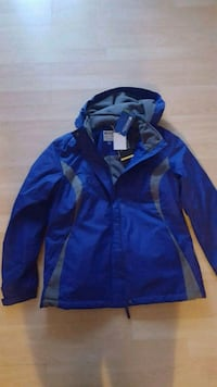 $70 New Size 10 MountainWarehouse Moon Womens Ski Jacket Toronto, M9C 4Y5