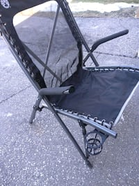 2 coleman high back foldable lawn chairs $45.00 each.