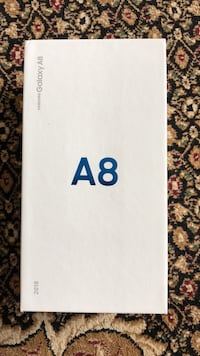 Samsung galaxy A8 Brand New Sealed Toronto