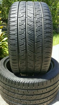 265/35/18 CONTINENTAL PRO CONTACT HIGH QUALITY TIR Tampa, 33602