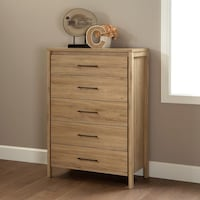 South Shore Gravity 5 drawer chest