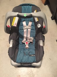 Car seat with base  Temple, 76504