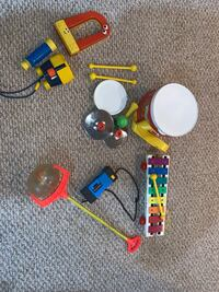 Vintage Fisher Price Toys (1980's) Freehold, 07728