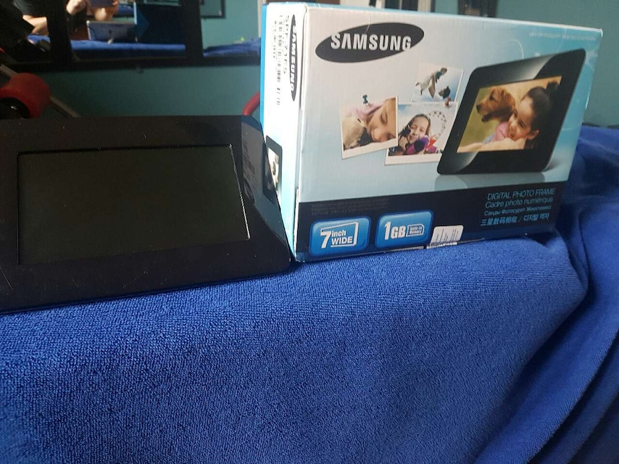 Samsung tablet, used for sale  Caledon