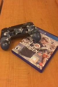 PS4 Controller + Game