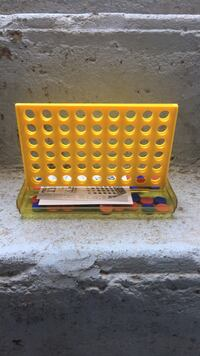 connect four - portable version Garfield, 07026