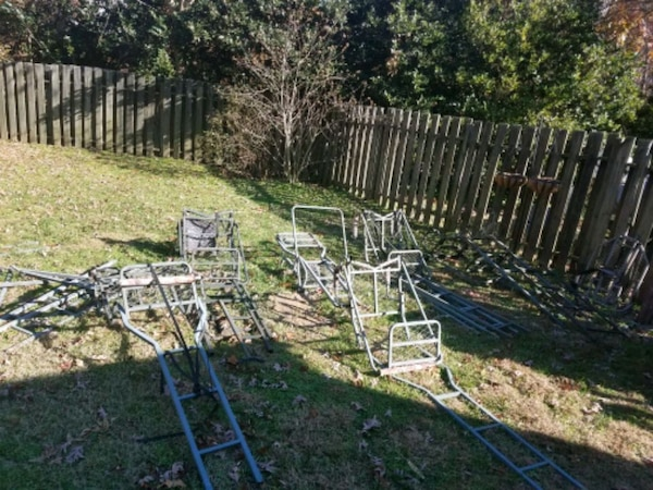 Used Ladder Tree Stands For Sale In Chester Letgo