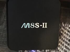 M8S-II Android Box