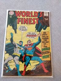 Worlds Finest (1941) Issue 174 Toronto, M1T 0A4