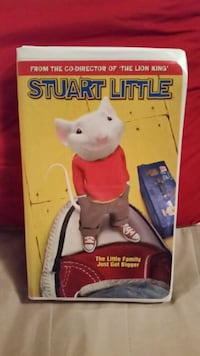 Stuart Little VHS Movie Wilmington, 28411