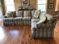 Custom Bassett Sectional (3 pieces) Chattanooga, 37421