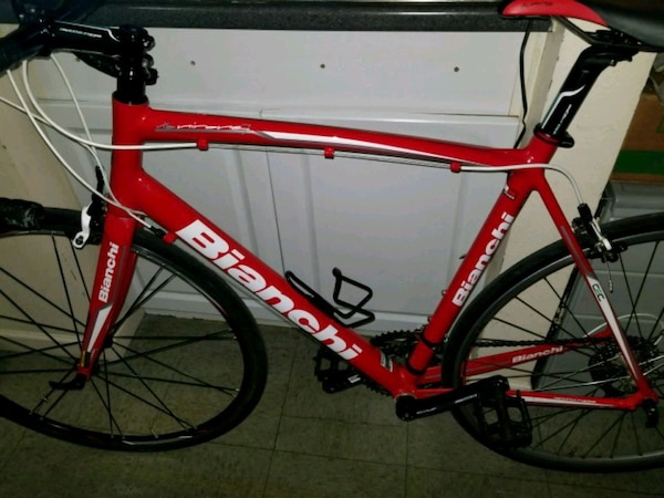 0347dcb43c2c4 Used Bianchi Via Nirone 7 Road Bike for sale in Seattle - letgo