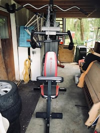 Marcy platinum universal gym Maple Ridge, V2X 6S4