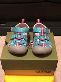 Keen toddler shoes Sterling, 20165