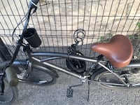 Comfortable bicycle + Helmet New Braunfels, 78130