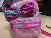 Jojo siwa backpack  Edmonton, T6T 2A5