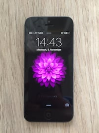 schwarz iphone 5