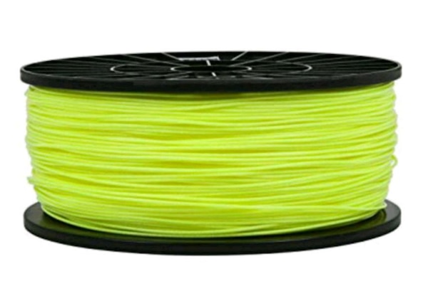 NEON YELLOW ABS FILAMENT
