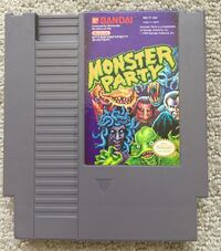 Monster party NES  Henrico, 23228