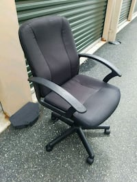 BLACK DESK CHAIR Forest Hill, 21050