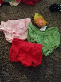 Diaper covers and a pair of socks Rancho Cordova, 95670
