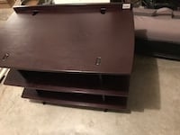 "Pier 1 TV Stand. Holds 27 inch up to 30"" Pick up only"