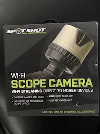 WIFI SCOPE CAMERA