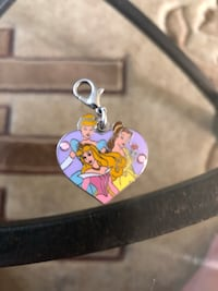 DISNEY PRINCESS JEWELRY CHARM OFFICIAL PRINCESS Toronto, M1S 1V9