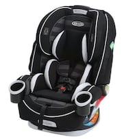 Graco 4ever - convertible car seat booster - 3 in 1 - brand new Vaughan, L4L 9J8