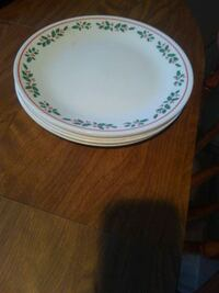 4 plates Orrstown, 17244