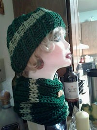 green knitted scarf North Las Vegas, 89030