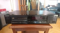 Sony Compact disc player cdp-770