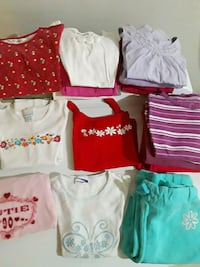 Size 10 Girls Clothes/Wardrobe Tulsa
