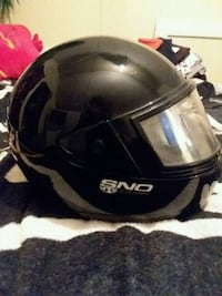 black full-face helmet Davenport, 52804